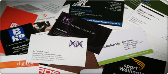 Digitex quality affordable printing of business cards from graphic design reheart Images