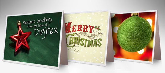 Custom Printed Greeting Cards For Special Events Thank You Cards Christmas Cards Digitex